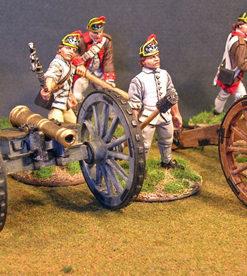 Artillery Battle Packs
