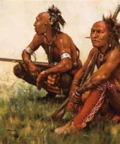 FIW WOODLAND INDIANS