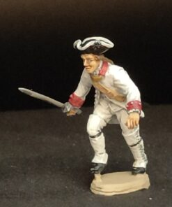 Spanish Infantry in Tricorne with rosette (hat SP6)