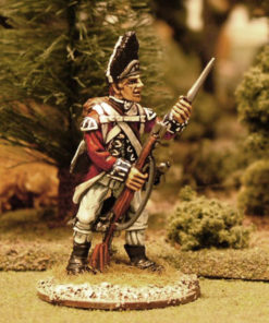 Standing fixing bayonet