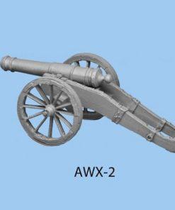 4 lb Gun