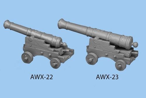 24 pound fortress gun
