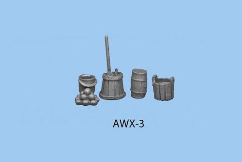 Artillery Supply Pack